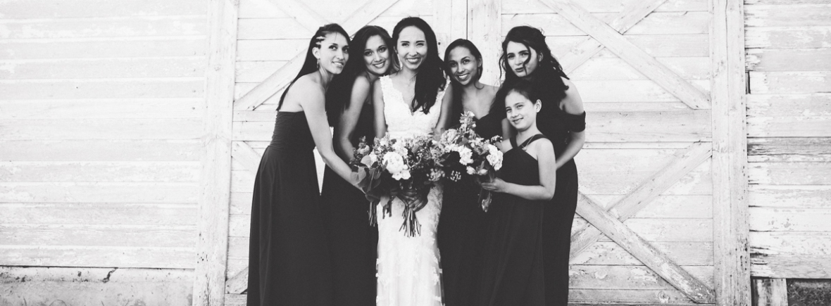NordWeddings Missoula Montana Wedding Photography Bridesmaids