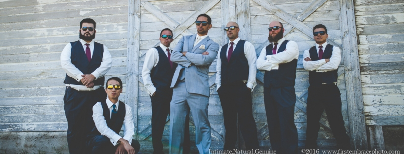 NordWeddings Missoula Montana Wedding Photography Best Men