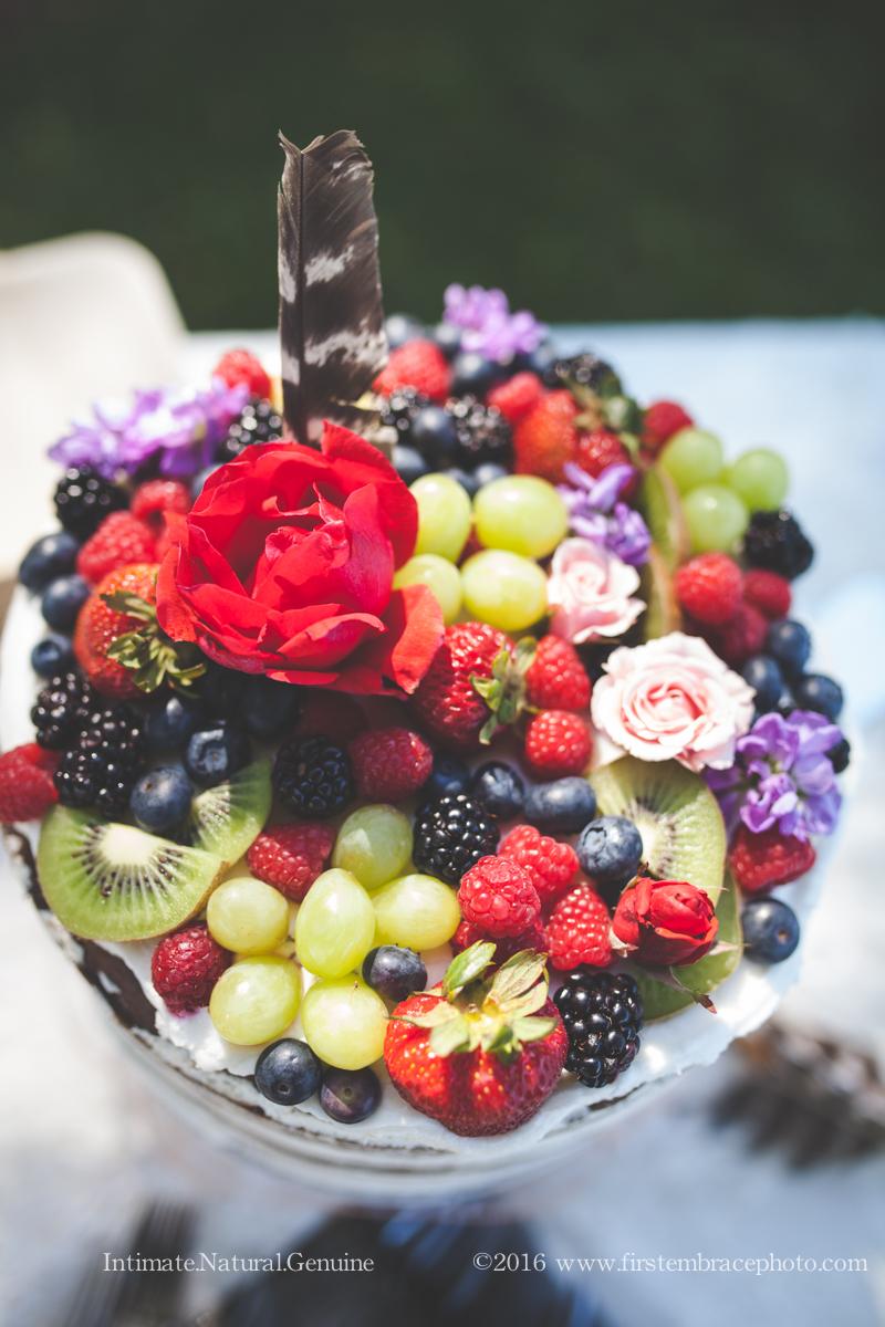 NordWeddings Missoula Montana Wedding Photography Flowers and Fruit