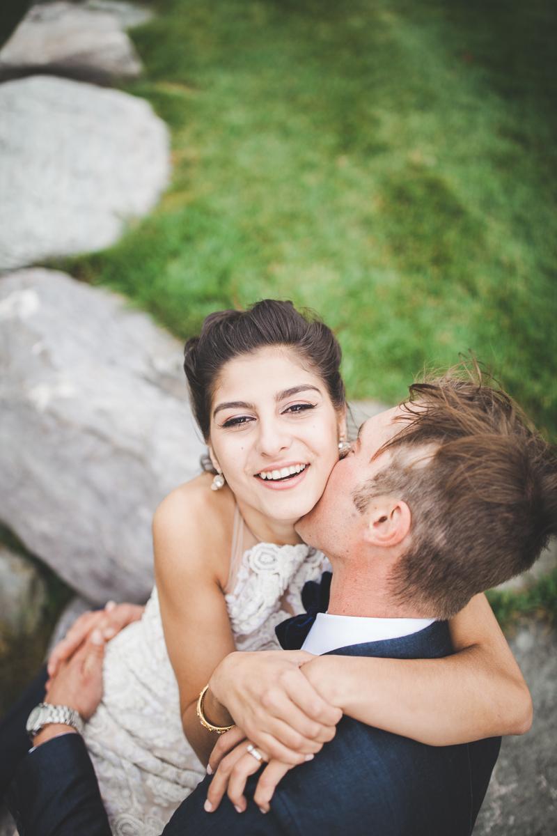 NordWeddings Missoula Montana Wedding Photography Groom and Bride
